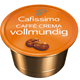 ������� ��� ��������� TCHIBO Cafissimo Caffe Crema Vollmundig, ����������� ����, 10 ��. � 8 �
