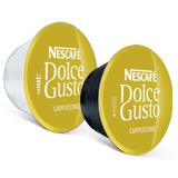 ������� ��� ��������� NESCAFE Dolce Gusto Cappuccino, ���. ���� 8 ��.�8 �, ���. ����. 8 ��.�17 �