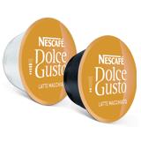 ������� ��� ��������� NESCAFE Dolce Gusto Latte Machiato, ����������� ���� 8 ��. � 6,5 �, �������� ������� 8 ��. � 17,8 �