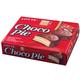 Печенье LOTTE «Choco Pie» («Чоко Пай»), прослоенное, глазированное, в картонной упаковке, 336 г (12 штук х 28 г)