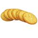 Печенье-крекер LOTTE «Fitness», с овощами и кунжутом, в картонной упаковке, 75 г (3 х 25 г)