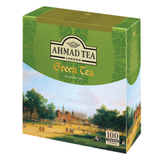 ��� AHMAD «Green Tea», �������, 100 ��������� �� 2 �