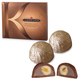 Конфеты шоколадные А.КОРКУНОВ, из молочного шоколада с цельным лесным орехом, 250 г