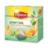 ��� LIPTON «Green Mandarin Orange», �������, 20 ��������� �� 2 �