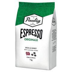 Кофе в зернах PAULIG (Паулиг) «Espresso Originale», натуральный, 1 кг, вакуумная упаковка, 16727
