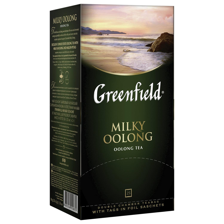 чай гринфилд большая пачка