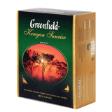 ��� GREENFIELD «Kenyan Sunrise» («������� � �����»), ������, 100 ��������� � ��������� �� 2 �