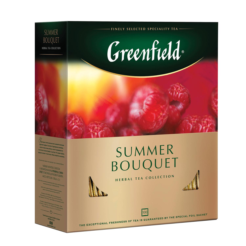 чай бернли в пакетиках