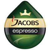 Капсулы для кофемашин TASSIMO JACOBS «Espresso», натуральный кофе 16 шт. х 8 г