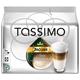 Капсулы для кофемашин TASSIMO JACOBS «Latte Macchiato», натуральный кофе 8 шт. х 8 г, молочные капсулы 8 шт. х 21,7 г