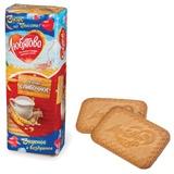 Печенье ЛЮБЯТОВО «Сливочное», сахарное, 315 г, в спайке