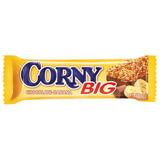 Батончик-мюсли CORNY «Big» (Корни «Биг»), злаковый c бананом и молочным шоколадом, 50 г