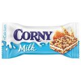 Батончик-мюсли CORNY «Milk» (Корни Милк), злаковый c молочным наполнителем и медом, 30 г