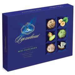 Конфеты шоколадные КРАСНЫЙ ОКТЯБРЬ «Вдохновение», маленькие пирожные, 165 г