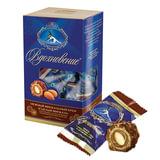 Конфеты шоколадные КРАСНЫЙ ОКТЯБРЬ «Вдохновение», с цельным миндалем, 240 г