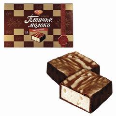 Конфеты шоколадные РОТ ФРОНТ «Птичье молоко», сливочно-ванильные, 200 г