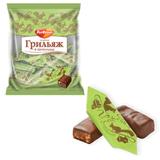 Конфеты шоколадные РОТ ФРОНТ «Грильяж», 250 г, пакет
