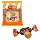 Конфеты-карамель РОТ ФРОНТ «Гусиные лапки», 250 г, пакет