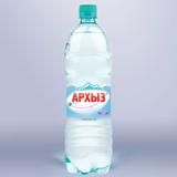 Вода газированная минеральная АРХЫЗ, 1 л, пластиковая бутылка