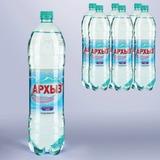 Вода газированная минеральная АРХЫЗ, 1,5 л, пластиковая бутылка
