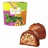 Конфеты шоколадные ALPEN GOLD «Composition», молочный шоколад с дробленым фундуком, 145 г