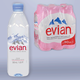 ���� �������������� ����������� EVIAN (�����), 0,5 �, ����������� �������