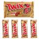 Шоколадные батончики TWIX (Твикс) мультипак, 4 шт. по 55г (220г)