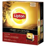 Чай LIPTON (Липтон) Discovery«Heart of Ceylon»,черный, 100 пакетиков по 2 г