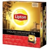 Чай LIPTON (Липтон) Discovery «English Breakfast», черный, 100 пакетиков по 2 г