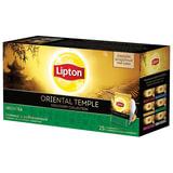 Чай LIPTON (Липтон) Discovery «Green Oriental Temple», зеленый, 25 пакетиков по 2 г