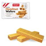 Вафли SPITZ (Австрия), хрустящие, с ореховым кремом, 60 г, пакет