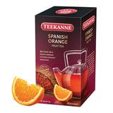 Чай TEEKANNE (Тикане) «Spanish Orange», фруктовый, апельсин, 25 пакетиков, Германия