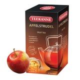 Чай TEEKANNE (Тикане) «Apfelstrudel», фруктовый, вкус яблочного штруделя, 25 пакетиков, Германия