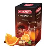 Чай TEEKANNE (Тикане) «Kaminabend», травяной, ройбуш, 25 пакетиков в конверте, Германия