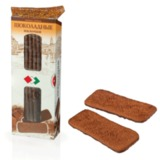 Печенье БИСКОТТИ (Россия) «Шоколадные палочки», 160 г