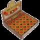 Печенье БИСКОТТИ (Россия) с апельсиновым мармеладом, сдобное, 1,75 кг, картонный шоу-бокс