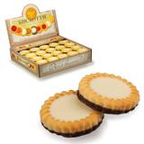 Печенье БИСКОТТИ (Россия) с кремом, глазированное, сдобное, 1,95 кг, картонный шоу-бокс