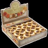 Печенье БИСКОТТИ (Россия) «Неробьянко», с шоколадной и кремовой начинкой, глазированное, 1,95 кг, шоу-бокс