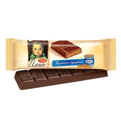 Шоколад КРАСНЫЙ ОКТЯБРЬ «Аленка», молочный с начинкой вареная сгущенка, 48 г