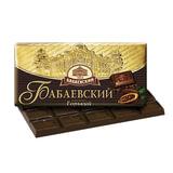 Шоколад БАБАЕВСКИЙ горький, 100 г