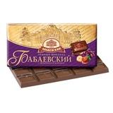 Шоколад БАБАЕВСКИЙ темный с фундуком, 100 г