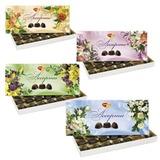 Конфеты шоколадные АССОРТИ (БАБАЕВСКИЙ) с тремя видами начинок, 220 г, картонная коробка