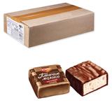 Конфеты шоколадные РОТ ФРОНТ «Птичье молоко», суфле, сливочно-ванильные, весовые, 2,3 кг, гофрокороб