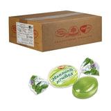 Конфеты-карамель РОТ ФРОНТ «Эвкалипт-ментол», весовые, 5 кг, гофрокороб