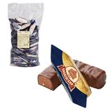 Конфеты шоколадные БАБАЕВСКИЙ с дробленым миндалем и вафельной крошкой, 1000 г, пакет