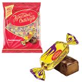 Конфеты шоколадные КРАСНЫЙ ОКТЯБРЬ «Ласточка», помадка крем-брюле с какао, 250 г, пакет