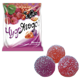 Мармелад РОТ ФРОНТ «Чудо-ягода» с натуральными соками, малина, брусника, черная смородина, 250 г, пакет