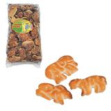 Печенье-крекер «Забавные животные», 400 г, пакет