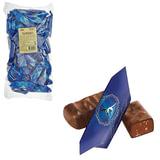 Конфеты шоколадные ВДОХНОВЕНИЕ, пралине с фундуком, 1000 г, пакет