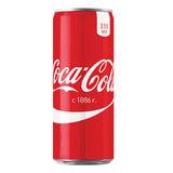 Напиток газированный COCA-COLA (Кока-кола), 0,33 л